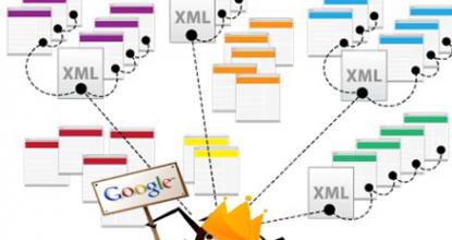 Карта сайта для WordPress с Google XML sitemaps