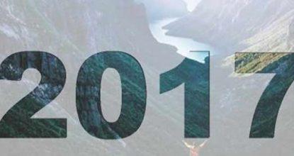 2017 год, итоги ушедшего года и цели нового