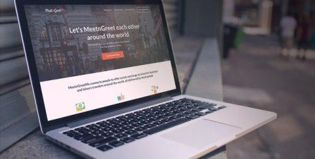 Обзор  проекта для путешественников MeetnGreetMe