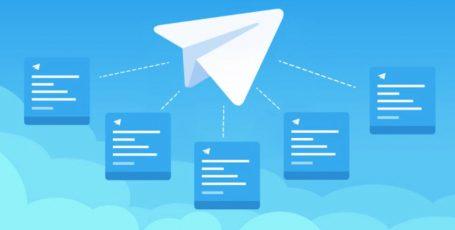 Бот для группы в Телеграм или мои разработки